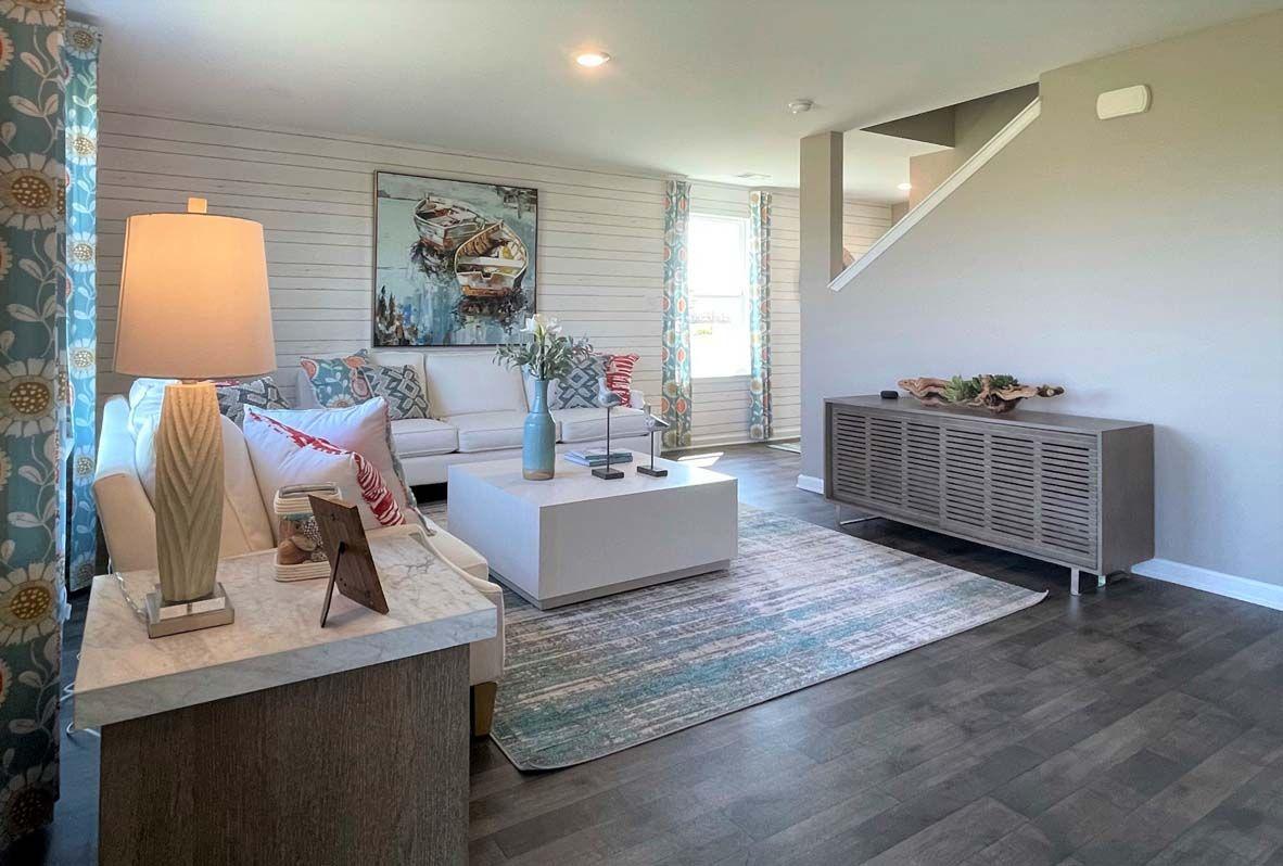 Bedroom featured in the DEERFIELD By D.R. Horton in Ocean City, MD