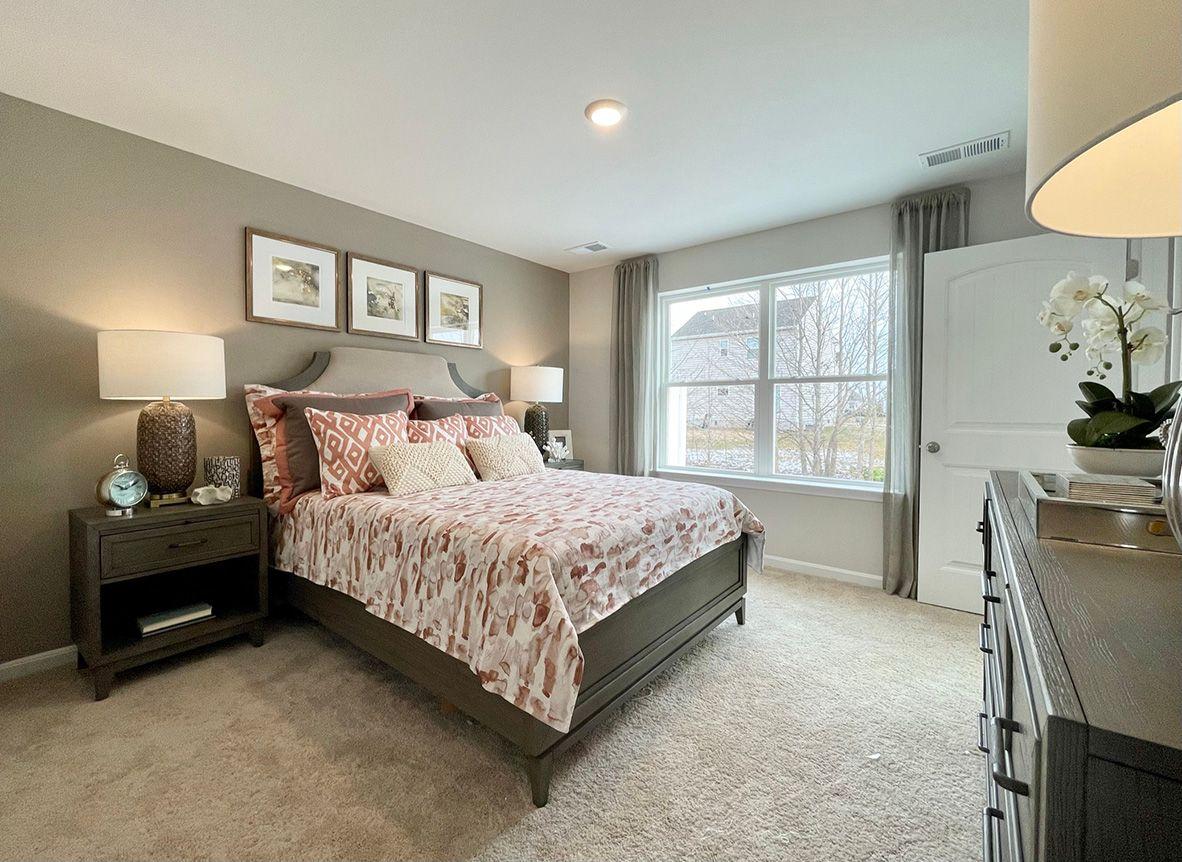 Bedroom featured in the BOARDWALK By D.R. Horton in Ocean City, MD