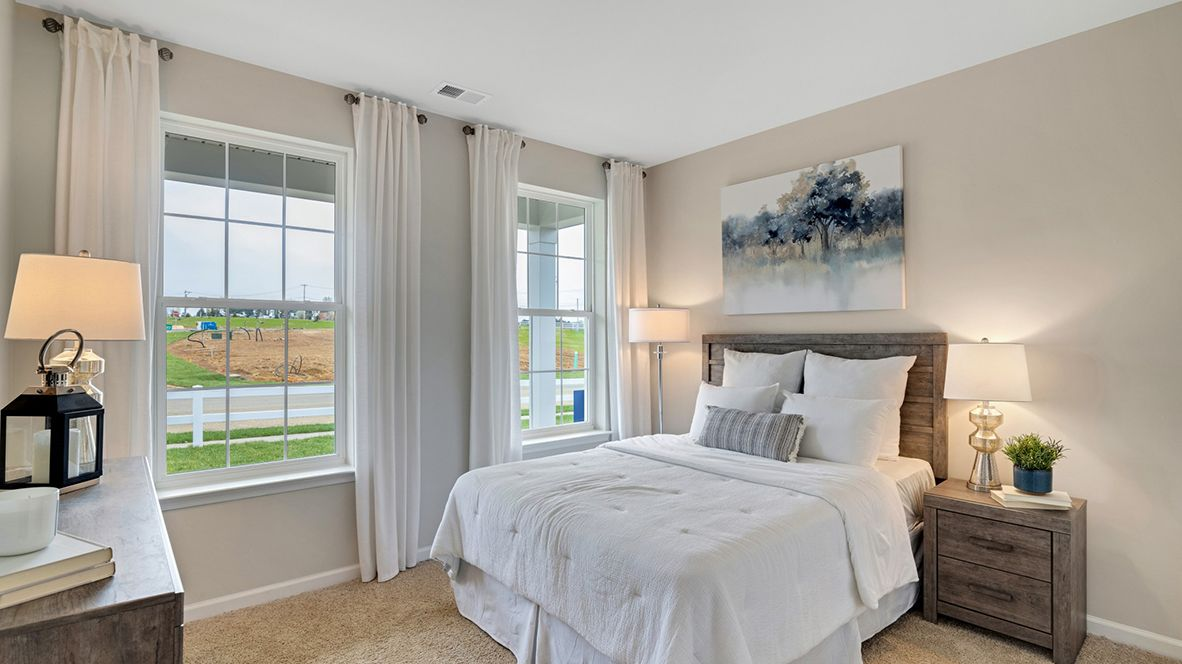 Bedroom featured in the Bristol By D.R. Horton in Allentown-Bethlehem, PA