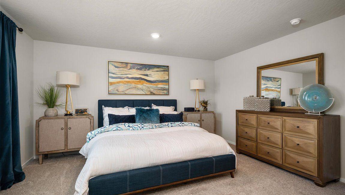 Bedroom featured in the CAMBRIDGE By D.R. Horton in Spokane-Couer d Alene, WA