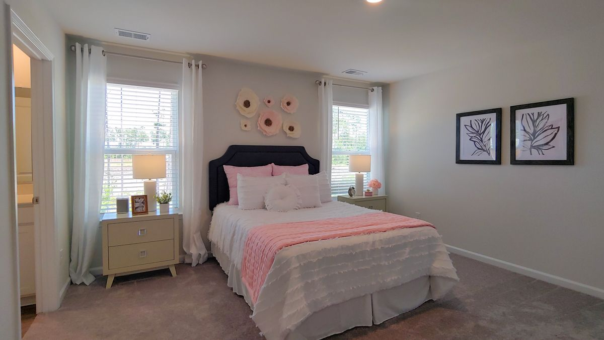 Bedroom featured in the Salem By D.R. Horton in Charleston, SC