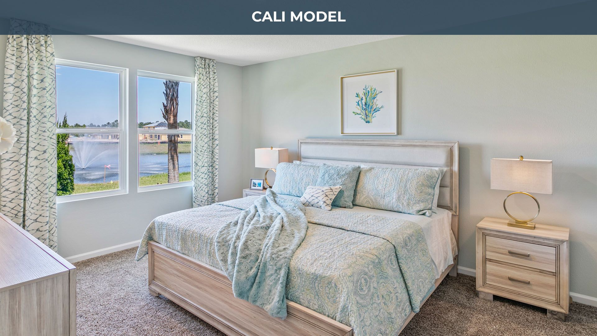 Bedroom featured in the CALI By D.R. Horton in Daytona Beach, FL