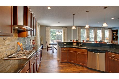 Kitchen-in-The Whitney-at-Summers Edge-in-Plymouth