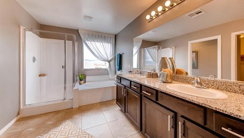 Bathroom-in-2818 Plan-at-Expressions-in-North Las Vegas