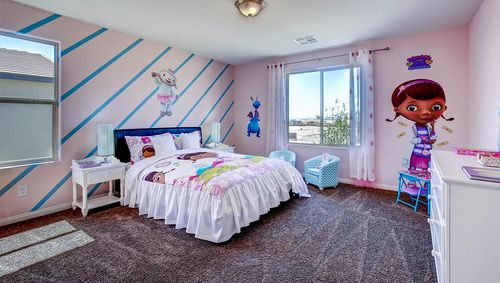 Bedroom-in-2988 Plan-at-Expressions-in-North Las Vegas
