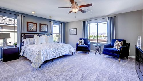 Bedroom-in-3120 Plan-at-Expressions-in-North Las Vegas
