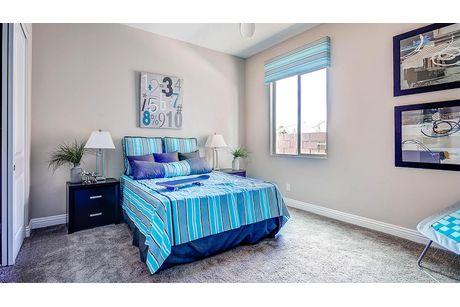 Bedroom-in-3615 Plan-at-Estates at Elkhorn Ridge-in-Las Vegas