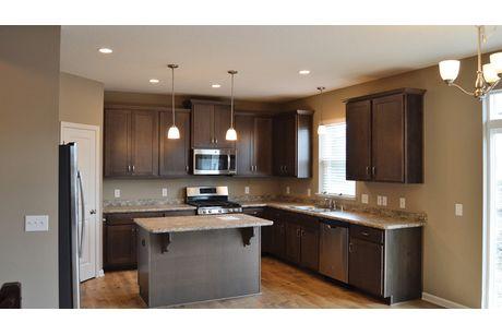 Kitchen-in-The Arlington-at-Miske Meadows-in-Elk River