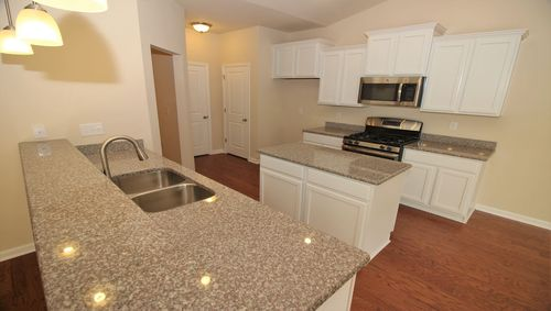 Kitchen-in-Brookhaven-at-Calabash Lakes-in-Carolina Shores