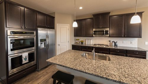 Kitchen-in-The Harrison-at-Windermere-in-Shakopee
