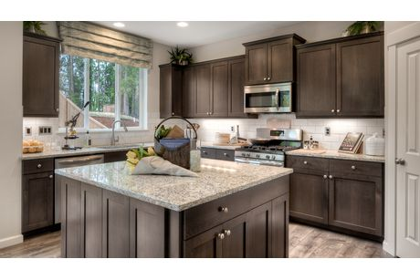Kitchen-in-Penrose-at-Denali Firs-in-Marysville