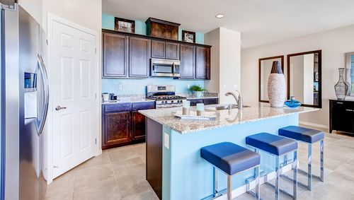 Kitchen-in-1600 Plan-at-Windsor Falls-in-Henderson