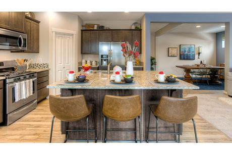 Kitchen-in-Cambridge Loft-at-Rainier Ridge-in-Puyallup