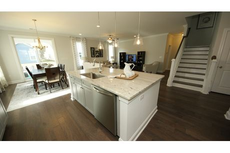 Greatroom-and-Dining-in-Harbor Oak-at-Retreat at Ocean Commons-in-Surfside Beach