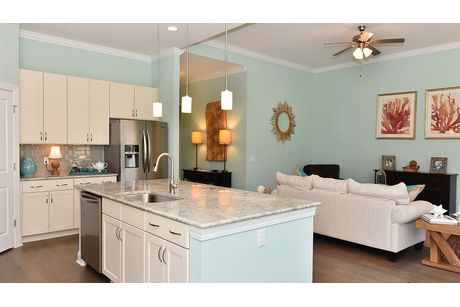 Kitchen-in-Litchfield-at-Calabash Lakes-in-Carolina Shores