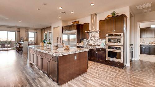 Kitchen-in-3450 Plan-at-Heritage Estates-in-Las Vegas