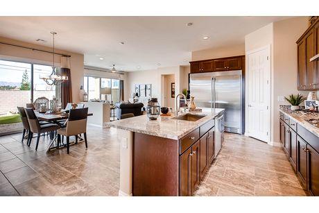 Greatroom-and-Dining-in-2800 Plan-at-Villas at Pine Ridge-in-Las Vegas