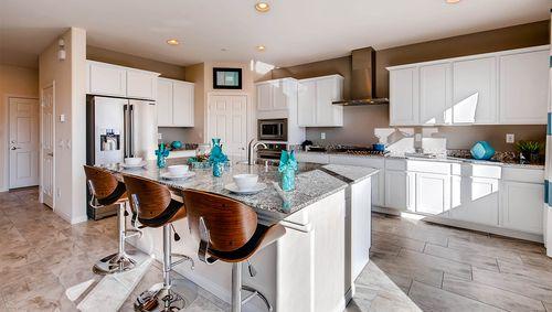 Kitchen-in-2433 Plan-at-Coronado Falls-in-Henderson