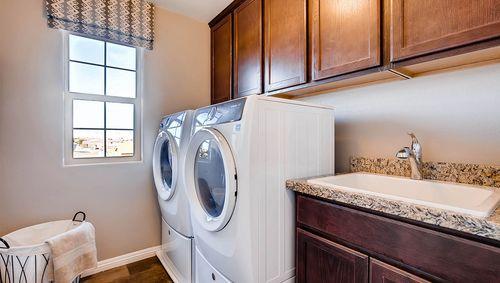 Laundry-in-2818 Plan-at-Coronado Falls-in-Henderson