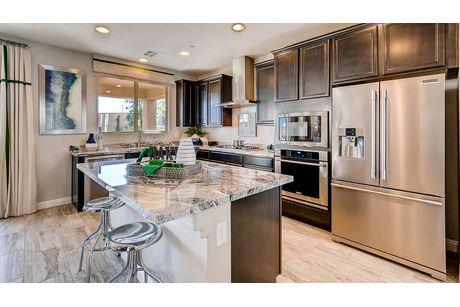 Kitchen-in-2988 Plan-at-Coronado Falls-in-Henderson
