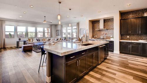 Greatroom-and-Dining-in-5100 Plan-at-Heritage Estates-in-Las Vegas