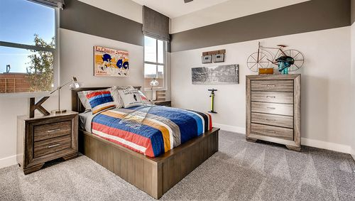 Bedroom-in-3450 Plan-at-Heritage Estates-in-Las Vegas
