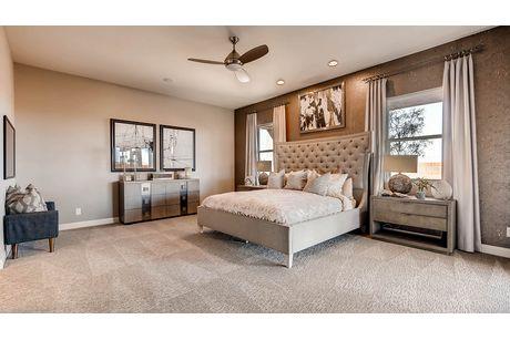 Bedroom-in-2500 Plan-at-Heritage Estates-in-Las Vegas