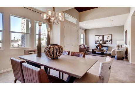 Dining-in-3845 Plan-at-Estates at Elkhorn Ridge-in-Las Vegas