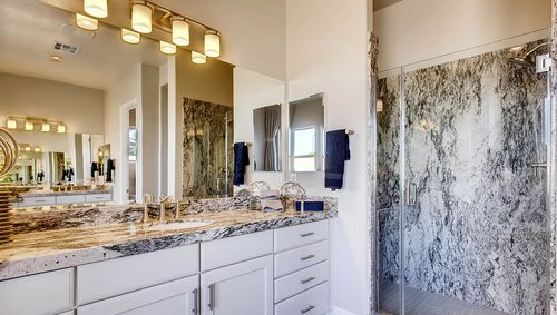 Bathroom-in-4230 Plan-at-Estates at Elkhorn Ridge-in-Las Vegas