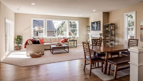 Greatroom-and-Dining-in-Dover B400-at-Westmont-in-Beaverton