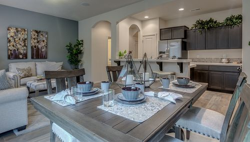 Greatroom-and-Dining-in-Camilla 2W03-at-Woodhaven-in-Vancouver