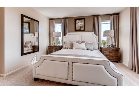 Bedroom-in-1775 Plan-at-Mesa Verde-in-North Las Vegas