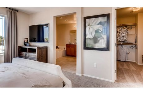 Bedroom-in-1775 Plan-at-Mesa Verde-in-North Las Vegas