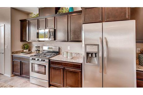Kitchen-in-2175 Plan-at-Mesa Verde-in-North Las Vegas