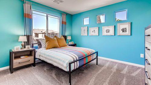 Bedroom-in-2325 Plan-at-Mesa Verde-in-North Las Vegas