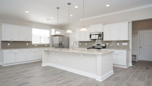 Kitchen-in-Eaton-at-Farm at Timberlake-in-Myrtle Beach