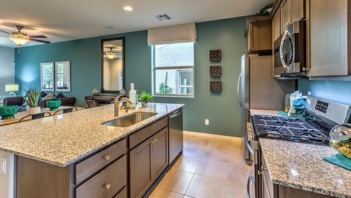Kitchen-in-1003 Plan-at-Bilbray Meadows-in-Laughlin