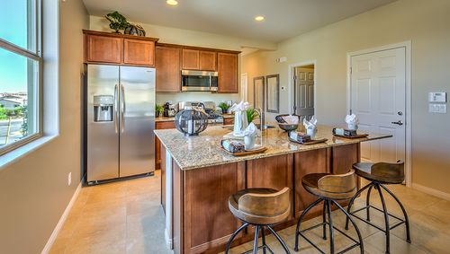 Kitchen-in-953 Plan-at-Bilbray Meadows-in-Laughlin