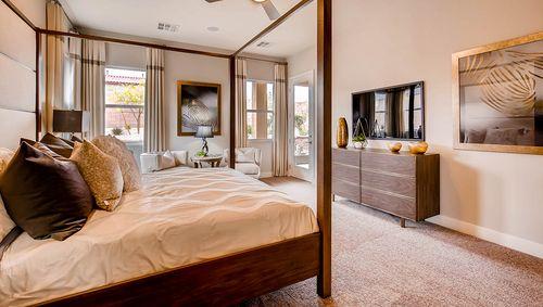 Bedroom-in-3035 Plan-at-Estates at Grand Canyon-in-Las Vegas