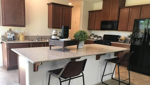 Kitchen-in-Emerson-at-Arbor Trail-in-Visalia