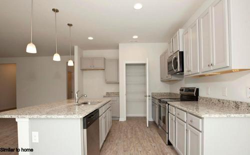 Kitchen-in-Alston-at-Sunrise Terrace-in-Leland