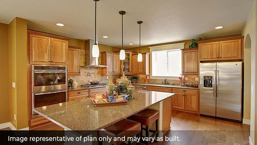 Kitchen-in-Geneva-at-Summerfields Estates-in-Timnath
