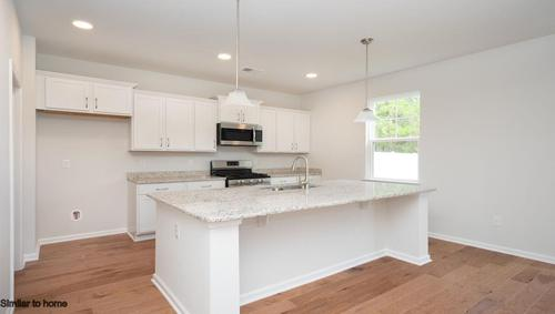 Kitchen-in-Glynn-at-The Sound at Washington Acres-in-Hampstead