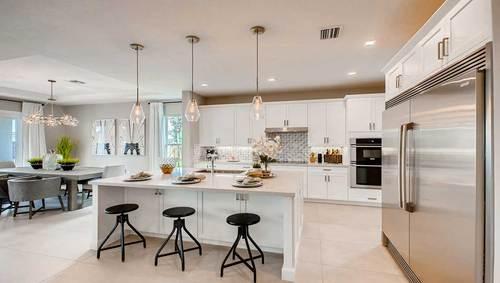 Kitchen-in-Dayton-at-Manchester Estates-in-Miami