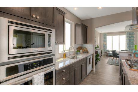 Kitchen-in-Chelan-at-Denali Firs-in-Marysville