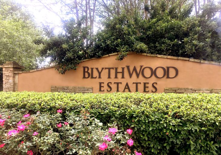 Blythwood Estates Community Sign - DSLD Homes - Ponchatoula