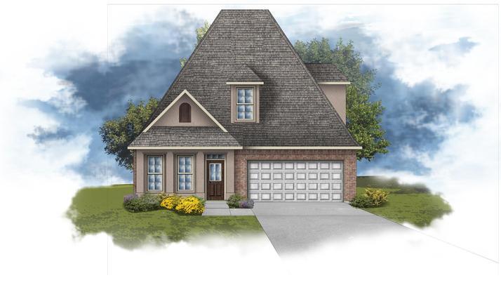Canna III B - Open Floor Plan - DSLD Homes