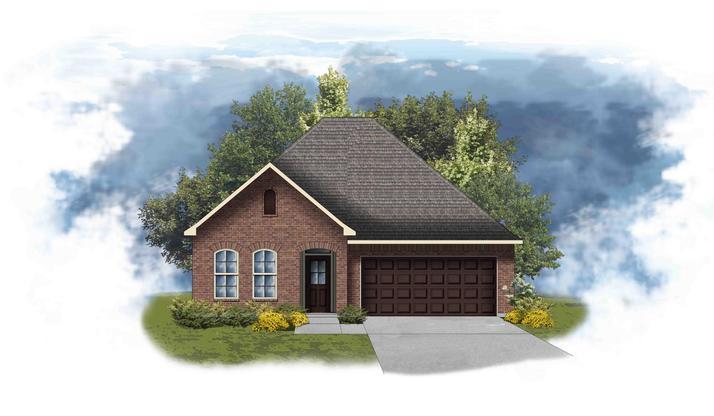 Maple III B - Open Floor Plan - DSLD Homes
