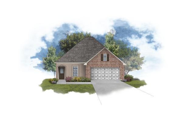 Bagneaux III A - Open Floor Plan - DSLD Homes