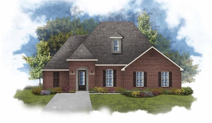 Capello II B - Open Floor Plan - DSLD Homes